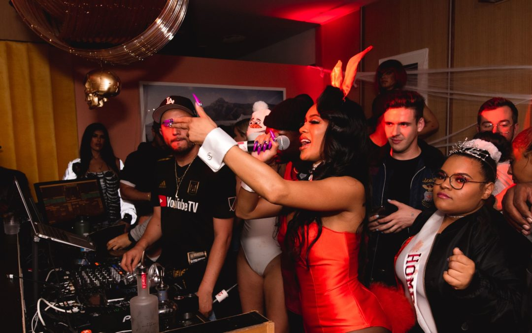 HALLOWEEN: SAWEETIE AT BOOTSY BELLOWS