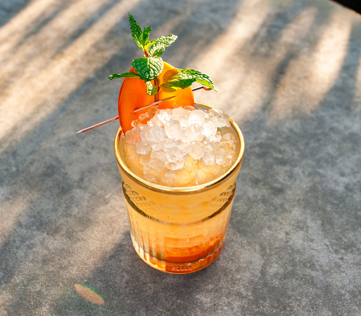 Guillotine Vodka - French Julep