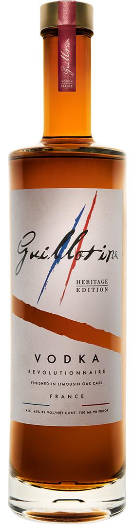 Guillotine Heritage Barrel-Aged Vodka