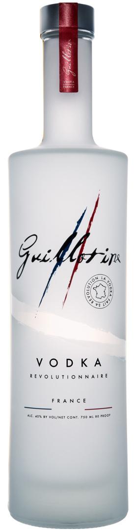 Guillotine Originale Ultra-Premium Vodka